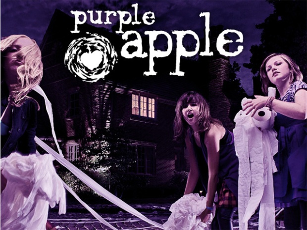[CHI] Tween Rockers Purple Apple