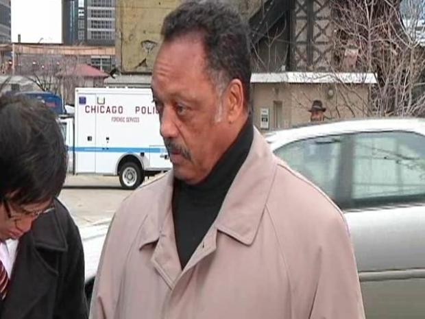 [CHI] Gov. Quinn, Jesse Jackson Comment on Michael Scott's Death