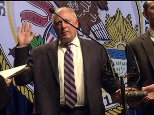 [CHI] Quinn Takes Oath of Office
