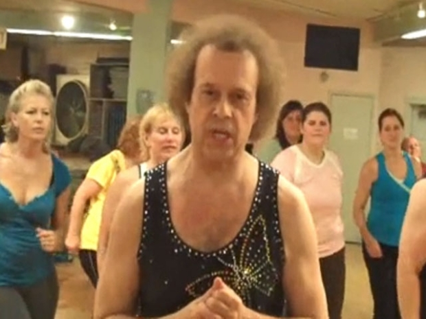 [CHI] Richard Simmons'  Video Plea