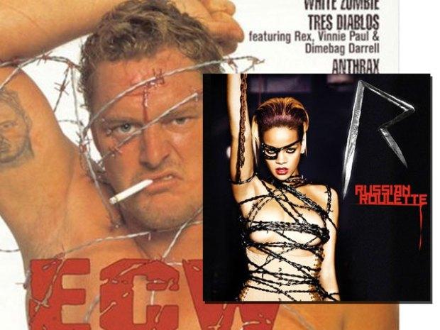 Album Cover Art: Rip-Offs or Homages?