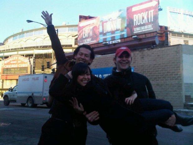 Rockit Wrigley Billboard Contest