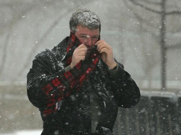[CHI] Sunday Forecast: Snow, Snow, Snow