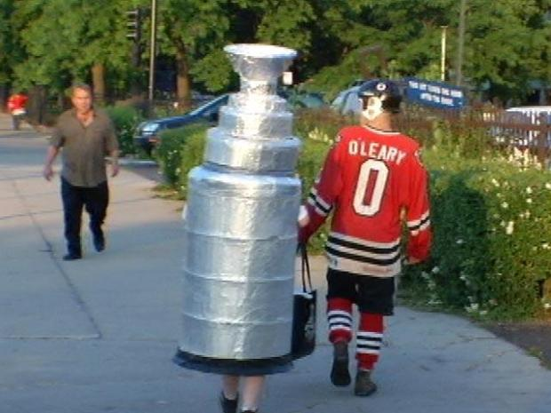 [CHI] Stanley Cup Kid: It Better Help!