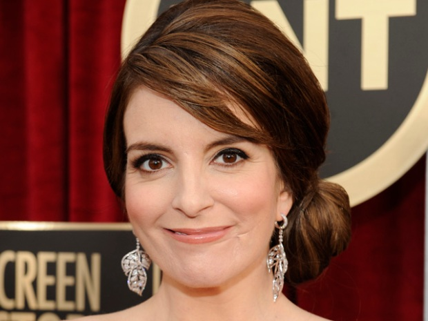 "[NBCAH] Tina Fey Talks Worst Job, New Book ""Bossypants"""