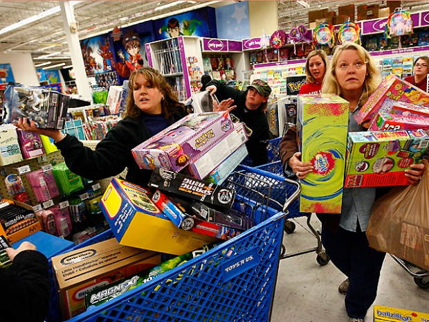[NATL] Black Friday Frenzy!