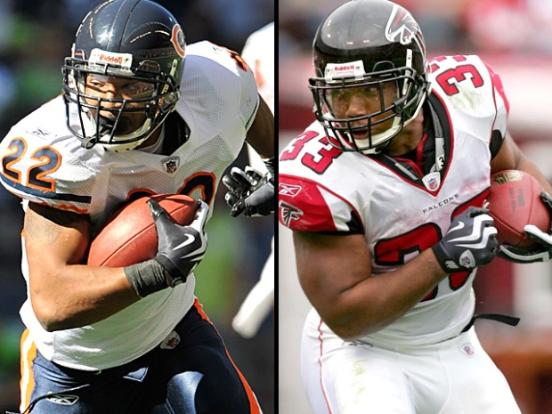 Key Matchups: Bears vs. Falcons
