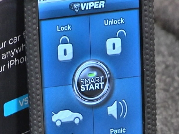 [CHI] Start Your Car With iPhone