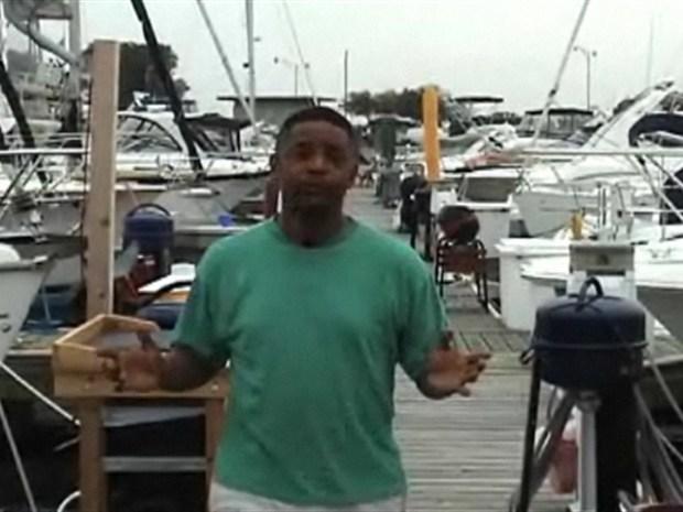 [CHI] Wayne's Air and Water Show Shrimp Salad