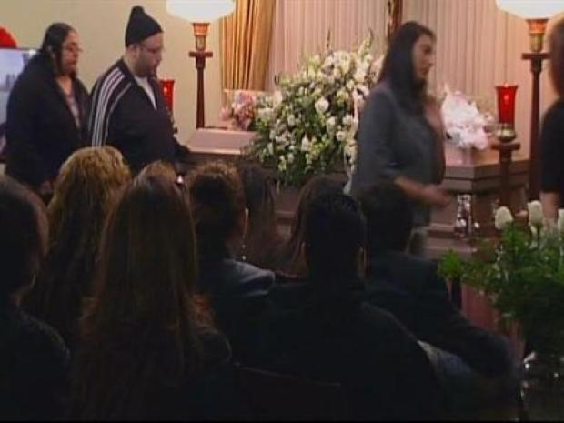 [CHI] Andrew Cazares Laid to Rest