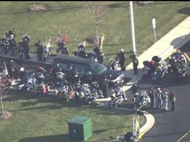 "[CHI] ""Very Moving Procession"" for Sgt. Jason A. McLeod"