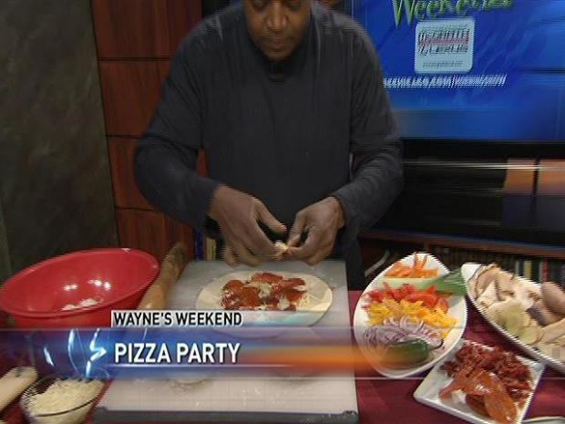 [CHI] Pizza & Pasta Party Ideas