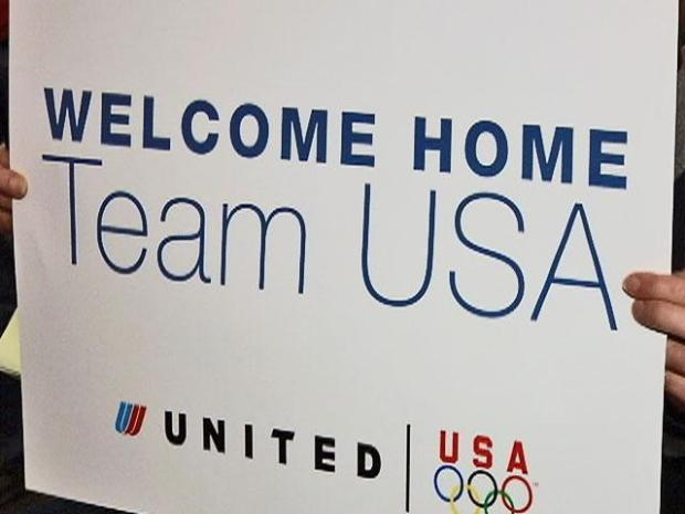 [CHI] Team USA Welcomed Home