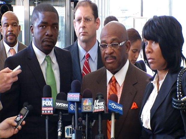 [CHI] Justice Dept. probes George Willborn race-bias case.