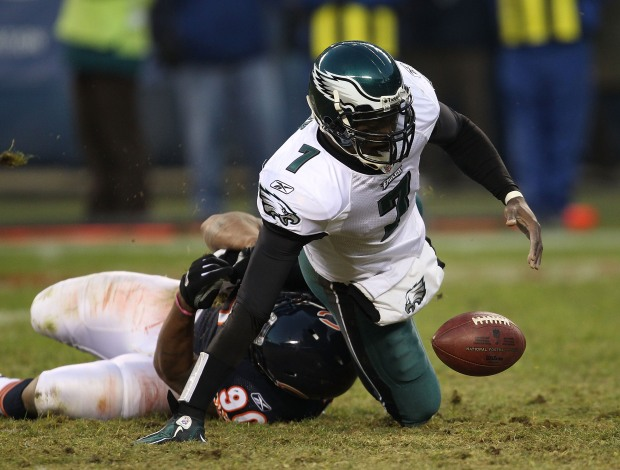 PHOTOS: Bears vs. Eagles Game Action