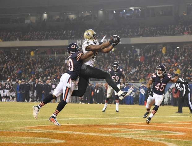 Game Photos: Bears vs Saints