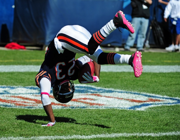Devin Hester's Top-10 Bears Touchdown Returns