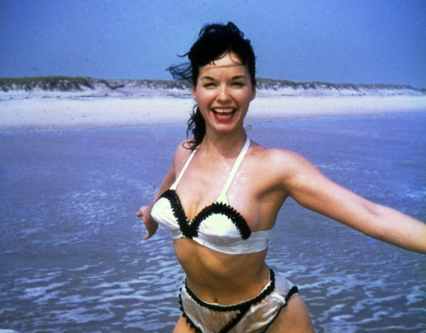 [NATL] Remembering Bettie Page