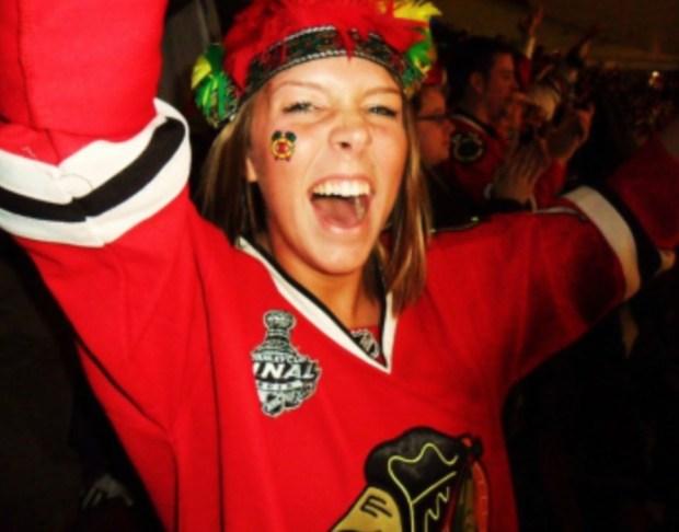 Blackhawks Fans: Show Us Your Game Face!