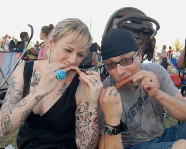 PHOTOS: Naperville Ribfest