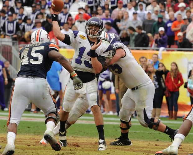 Photos: NU's Wild Outback Bowl