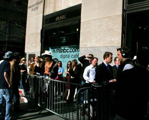 America's Next Great Restaurant Interviews