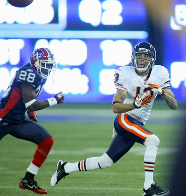 PHOTOS: Bears v. Bills Game Action