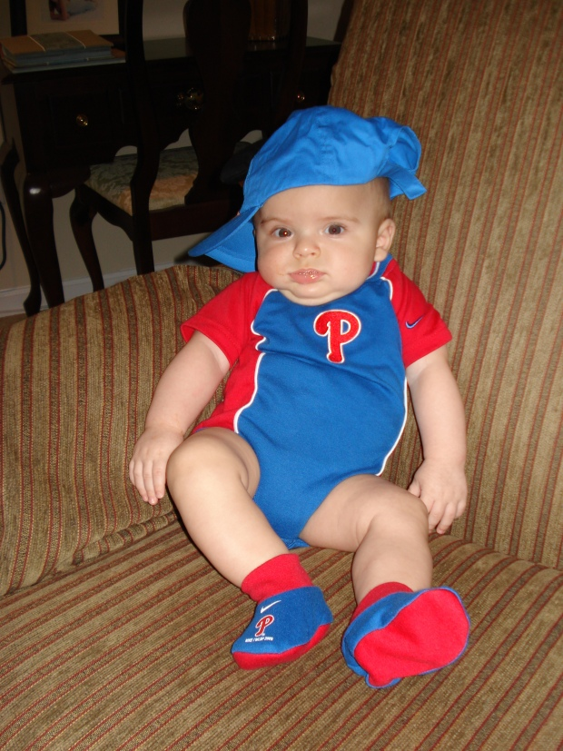 The Next Generation of Phillies Fan: Cutest Kids