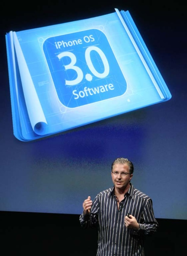 Apple Reveals iPhone OS Version 3