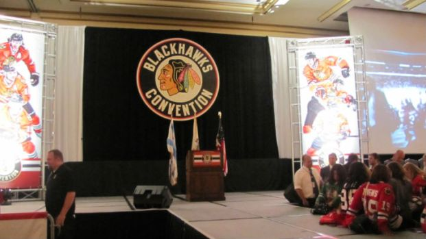 5th Annual Blackhawks Convention