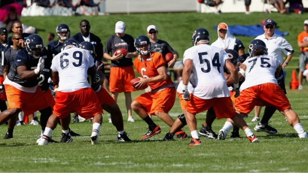 PHOTOS: Bears Training Camp