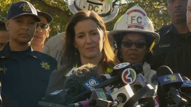 [BAY] RAW VIDEO: Mayor Holds Press Conference About Deadly Oakland Fire