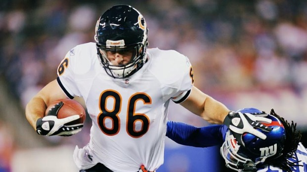 Bears Training Camp Roster