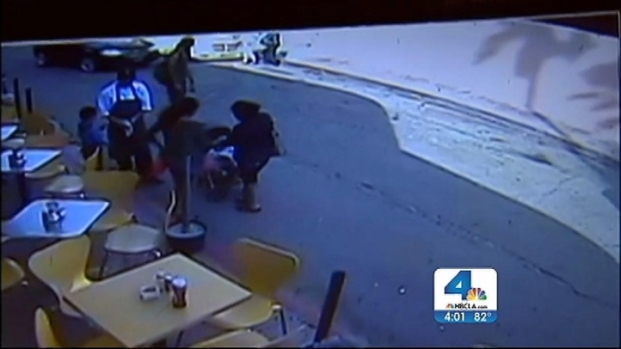 [LA] Driver Believed to Have Intentionally Plowed Car Into Venice Boardwalk Crowd