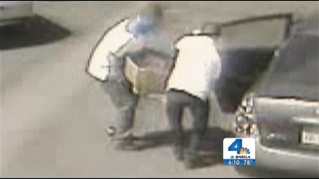 [NATL-LA] Dognappers Caught on Camera; Three Puppies Still Missing