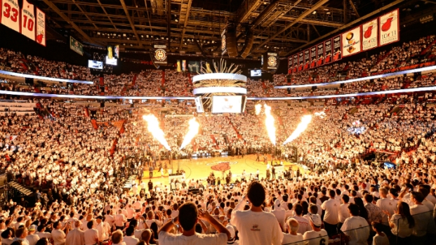 Miami Heat: Game 3 in Photos