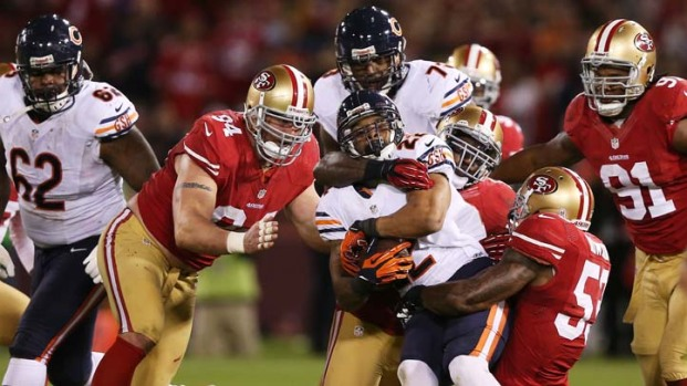 Four Reasons the Bears Lost So Badly on Monday Night