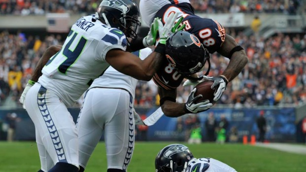 Game Photos: Chicago Bears vs. Seattle Seahawks