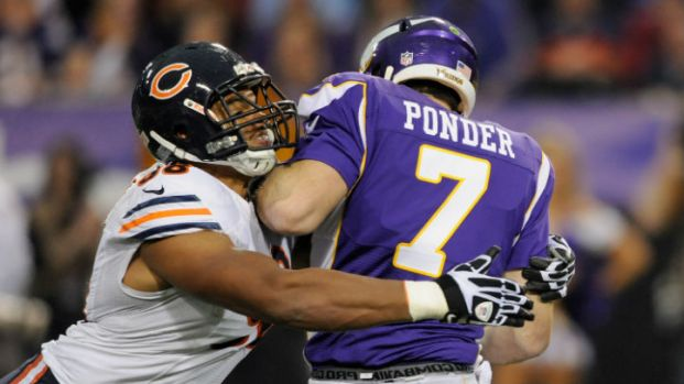 Game Photos: Chicago Bears vs. Minnesota Vikings