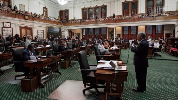 [DFW] Abortion Bill Battle Starts 2nd Special Session