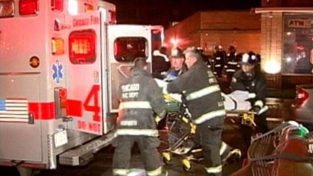 [CHI] Late Night High Rise Fire Kills 1