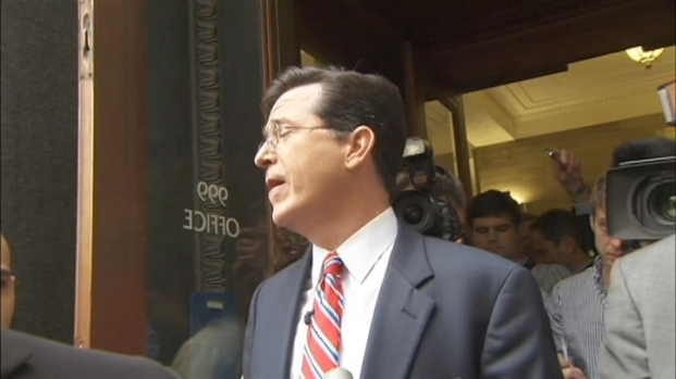[DC] Colbert a Day Closer to Securing Corporate Funds for the PAC-less