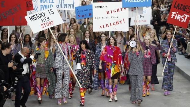 Fashion Trends Spring, Summer 2015