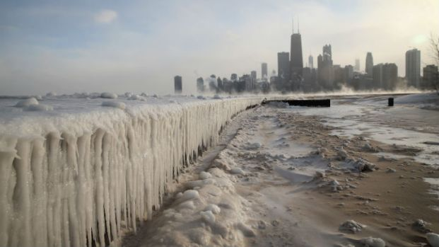 A Look Back at the 5 Biggest Snowstorms in Chicago History