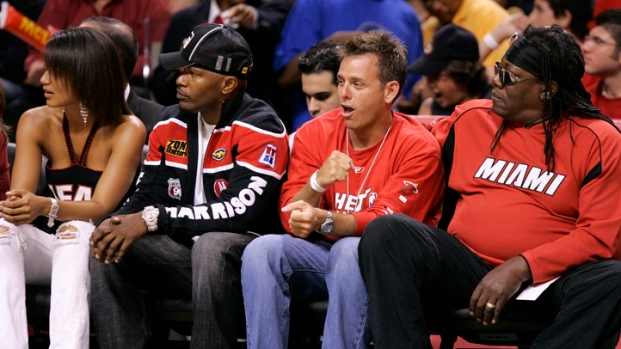 Miami Heat: Stars in the Stands