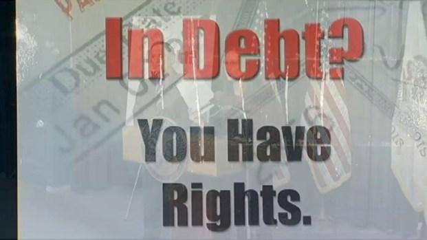 [CHI] Illinois Sues Debt Collector