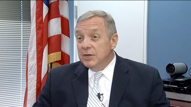 "[CHI] Durbin Discusses DREAM ""Deferred Action"" Day"
