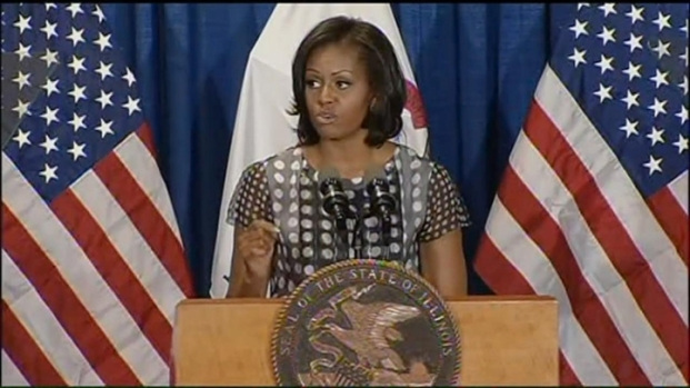 [CHI] First Lady Attends Chicago Bill-Signing Event
