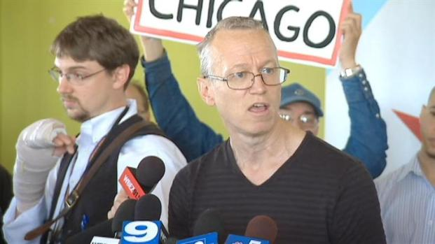 [CHI] Protesters Promise a Week of Rallies