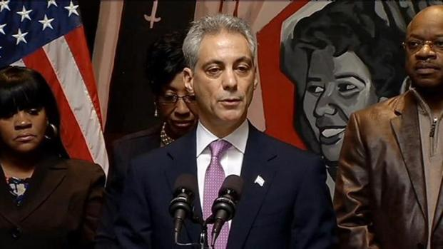 [CHI] Rahm Gives Scofflaw Money to Kids, Cops